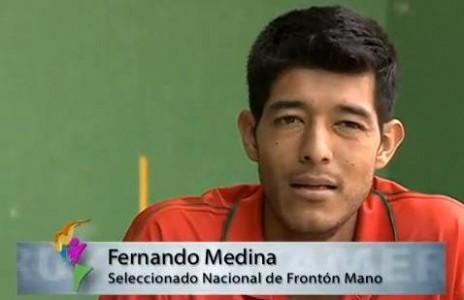federacion mexicana de fronton:
