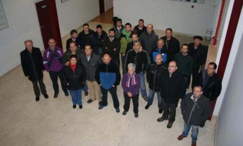Presentación del Torneo. Foto: Rosi Cuevas